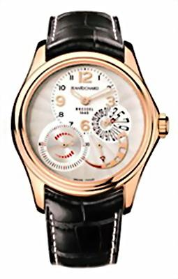 Мужские часы JeanRichard 64112-49-10B-AA6