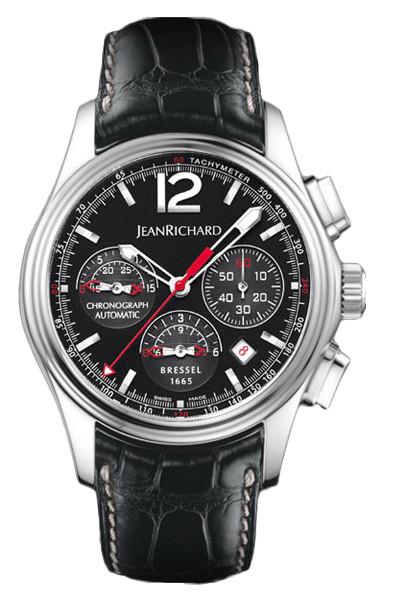 Мужские часы JeanRichard 65112-11-61A-AA6D