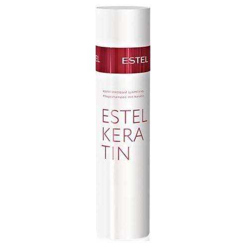 Кератиновий шампунь для волосся Estel Keratin 250 мл