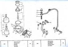 Система смазки Т-40, Т-25, Т-16