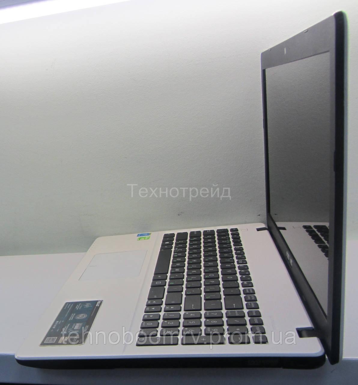 Asus X552M - 4ядра Intel Pentium N3540 2.66GHz/DDR3 4GB/GT 810M 1GB 4