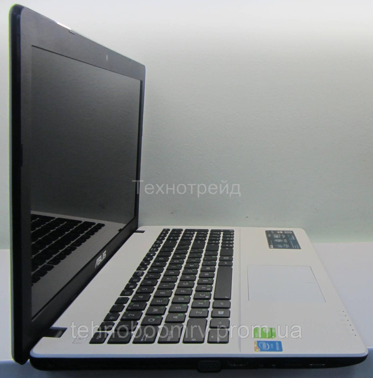 Asus X552M - 4ядра Intel Pentium N3540 2.66GHz/DDR3 4GB/GT 810M 1GB 2