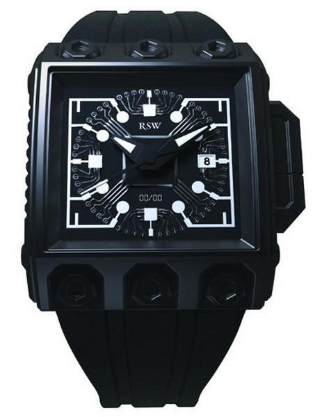 Мужские часы RSW 7120.1.R1.HL1.00