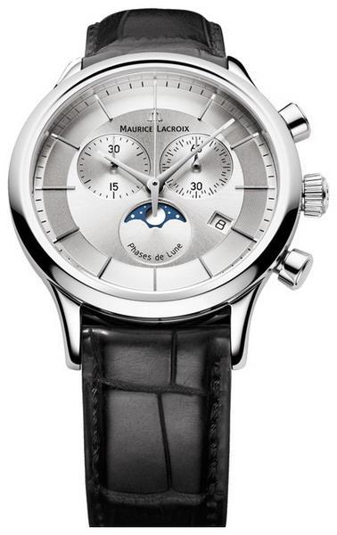 Мужские часы Maurice Lacroix LC1148-SS001-131