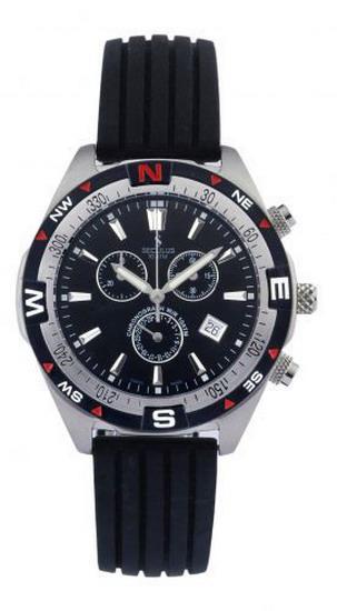 Мужские часы Seculus 4462.1.816 black