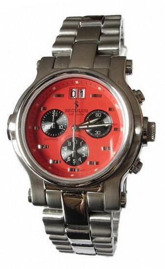 Мужские часы Seculus 4470.1.504 red