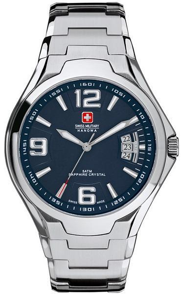 Мужские часы Swiss Military  06-5167.7.04.003