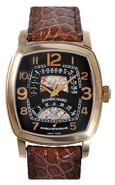 Мужские часы JeanRichard 23116-49-60H-AAE