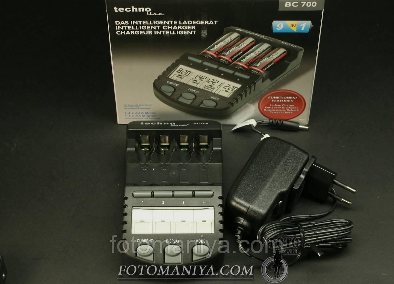 Зарядний пристрій Teshnoline BC 700