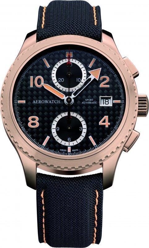 Мужские часы Aerowatch 61929RO02