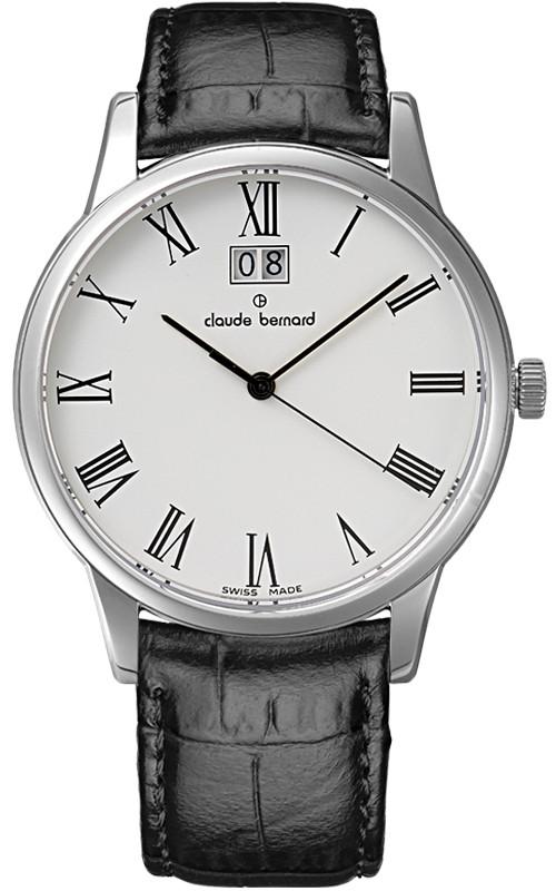 Мужские часы Claude Bernard 63003 3 BR