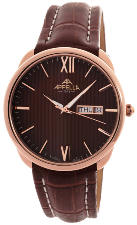 Мужские часы Appella A-4367-40115