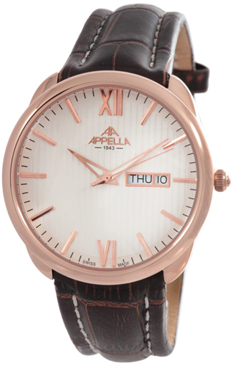 Мужские часы Appella A-4367-4011