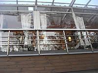 Мягкие ПВХ окна  для кафе и ресторанов, фото 1