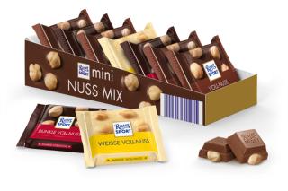 Набор шоколадок Ritter Sport Mini Nuss Mix