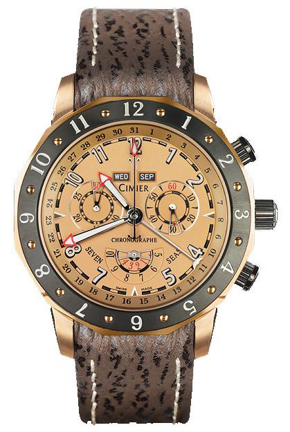 Мужские часы Cimier 6108-PP031
