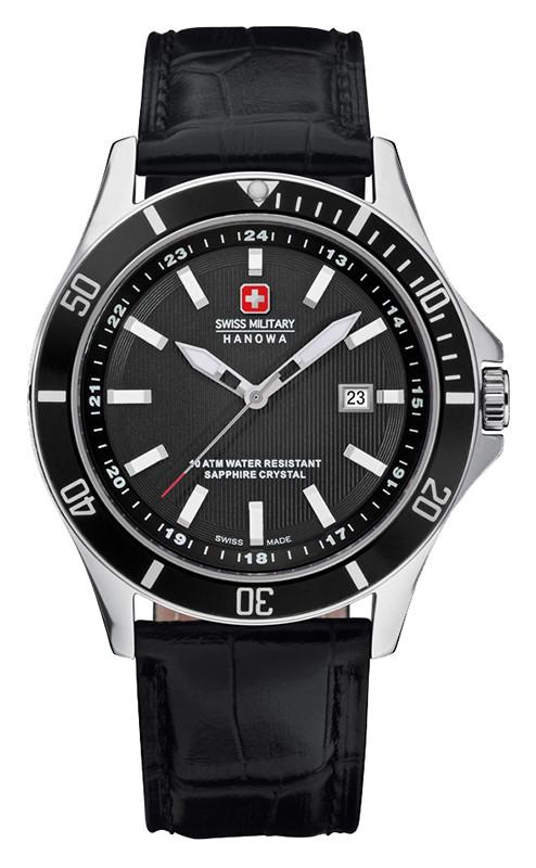 Мужские часы Swiss Military  06-4161.7.04.007