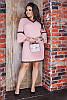 Элегантное весеннее платье Леона 48-60рр, фото 4