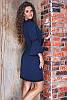 Элегантное весеннее платье Леона 48-60рр, фото 7