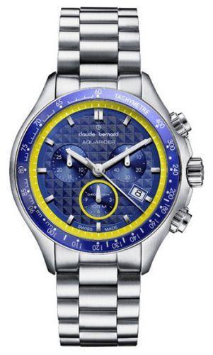 Мужские часы Claude Bernard 10207 3BM BUJ