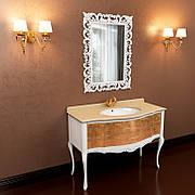 "Комплект мебели в ванную комнату ""Анжелика"" (тумба+раковина+столешница+зеркало)"