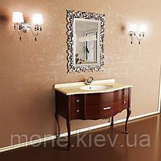 """Комплект мебели в ванную комнату """"Анжелика"""" (тумба+раковина+столешница+зеркало), фото 3"""