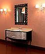 """Комплект мебели в ванную комнату """"Анжелика"""" (тумба+раковина+столешница+зеркало), фото 4"""