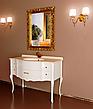 """Комплект мебели в ванную комнату """"Анжелика"""" (тумба+раковина+столешница+зеркало), фото 5"""
