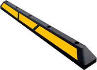 Резиновый парковочный бордюр L500хH120хW140 мм