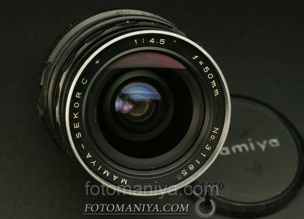 Mamiya Sekor C 50mm f4.5 for Mamiya RB67