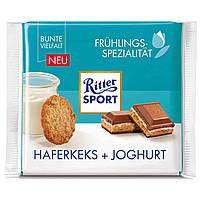 Шоколад Ritter Sport Haferkeks + Joghurt