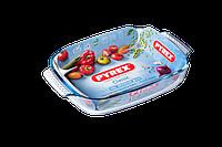 Форма с/к PYREX  Classic форма стек.прямоуг. 34х22х6см (2.6л) (231B000), фото 1