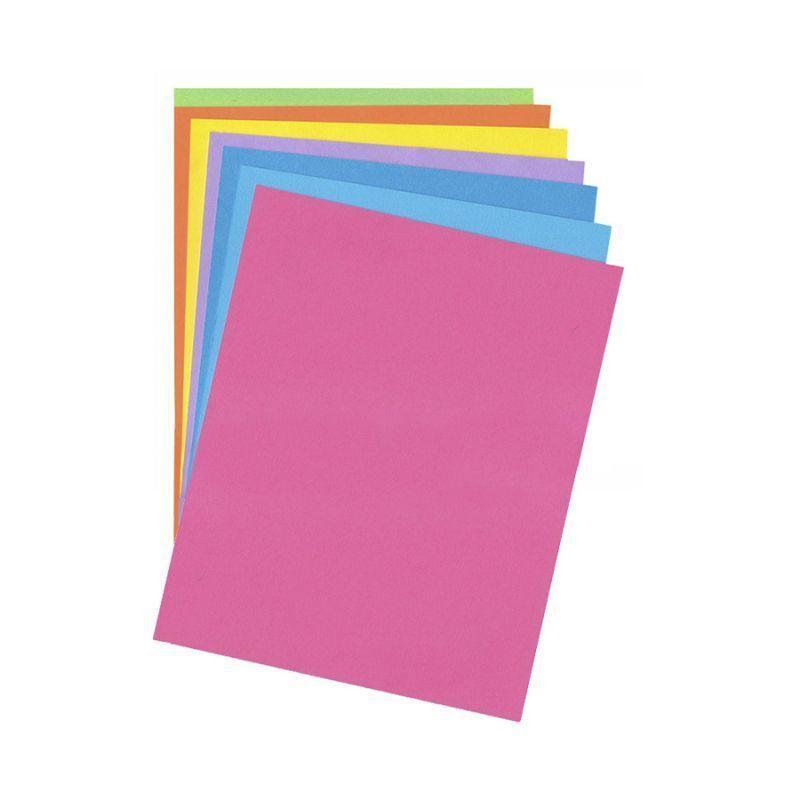 Бумага для дизайна B2 Fabriano Colore 50x70см №38 сeleste 200г/м2 голубая мелкое зерно 8001348123354