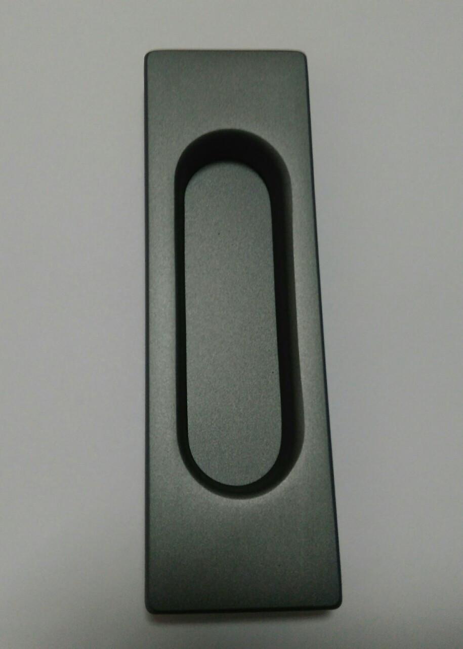 Ручка на раздв. дверь Fimet 3663A F15 антрацит