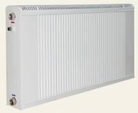 Радиатор медно-алюминиевый Термия РБ 390/2050 боковое подключение  , фото 1