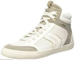 Кеды женские Geox цвет белый размер 37 арт D5458A08554C1000