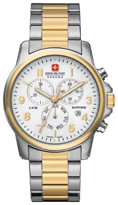 Мужские часы Swiss Military  06-5142.1.55.001