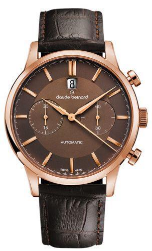 Мужские часы Claude Bernard 08001 37R BRIR