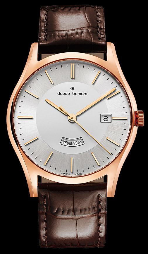 Мужские часы Claude Bernard 84200 37R AIR