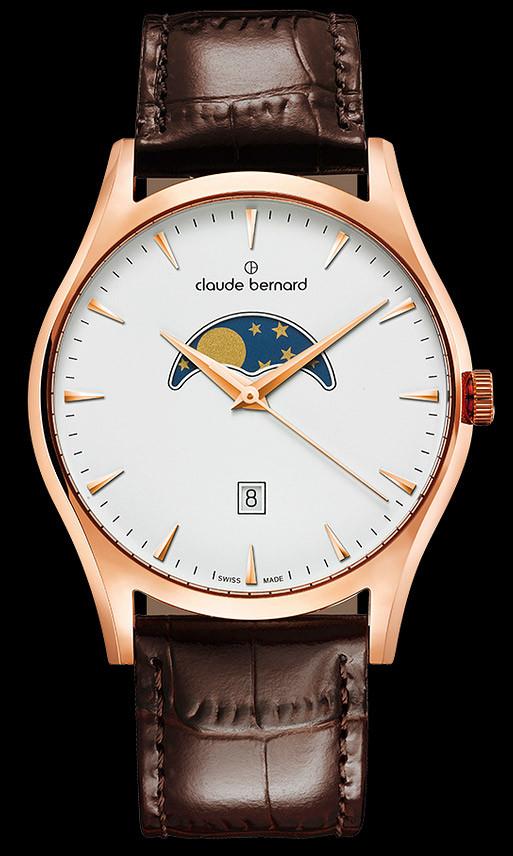 Мужские часы Claude Bernard 79010 37R BIR