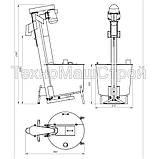 Шнековый транспортер ШТЗ-100, фото 3