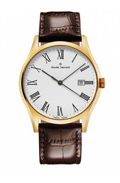 Мужские часы Claude Bernard 53003 37J BR