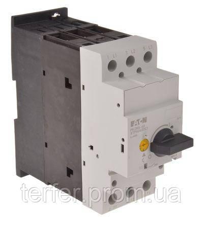 Автоматический выключатель защиты электродвигателя  PKZM4-40