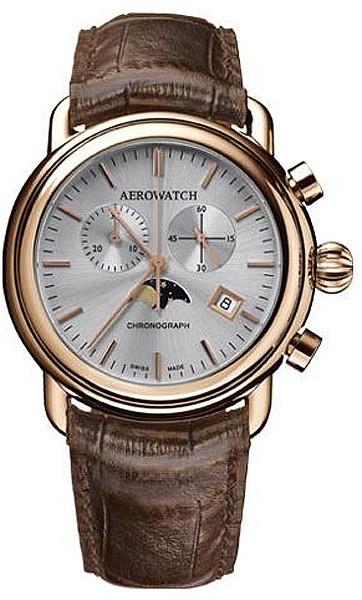 Мужские часы Aerowatch 84934RO06
