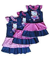 Платье Hello Kitty; 98, 104 размер