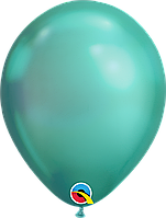 Q11'' CHROME Green Хром Зеленый