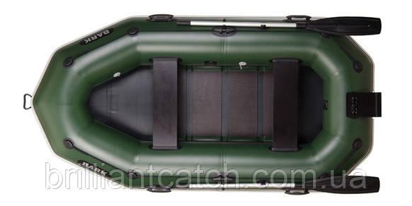 Надувний човен Bark - Двомісна гребний