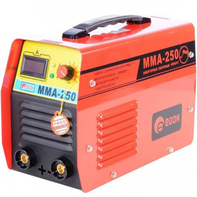Сварочный инвертор Edon ММА-250 Кейс