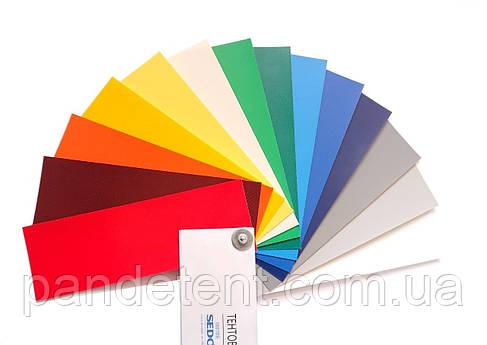 Тент штора боковая, крыша сдвижная на полуприцеп фуру,  из ткани ПВХ  - Испания, фото 2