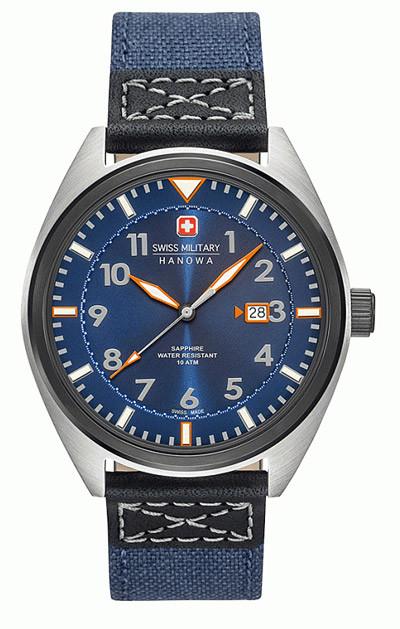 Мужские часы Swiss Military  06-4258.33.003
